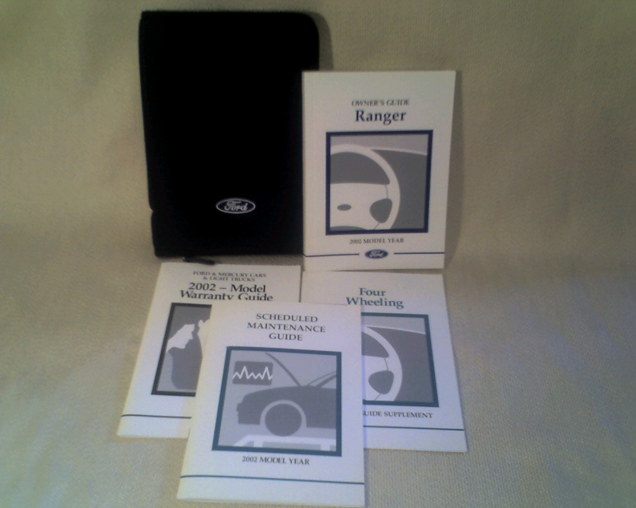 ford owners manual rh cars etc com 2000 Ford Ranger Parts Manual owners manual 2004 ford ranger